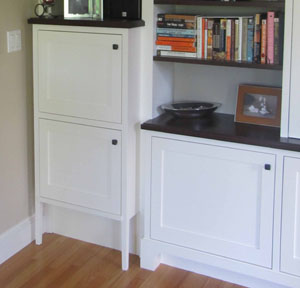 flush inset cabinet
